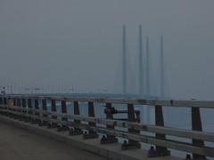 Oresund Bridge, October 16th, 2015 (birdsrule) Tags: oresundbridge