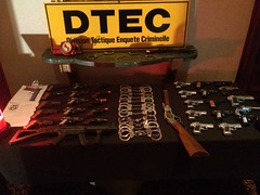DTEC : Armes pour la formation (Animation Concept) Tags: dtec teambuilding consolidation animationconcept détective enquête criminel tactique police scènedecrime policière