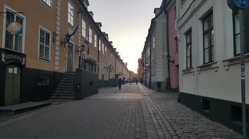 Samsung Galaxy S6 edge + test shot Riga Latvia