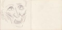 wo haben wir jemals geruht (raumoberbayern) Tags: summer bus pencil subway munich mnchen sketch drawing sommer tram sketchbook heat ubahn draw bleistift robbbilder skizzenbuch zeichung