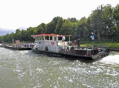 Löwe (ENI 05042360) (Parchimer) Tags: mittellandkanal wsa towboat pushboat binnenschiff duwboot pousseur schubboot pchacz bortfeld spintore empurradorfluvial tolómotorhajó