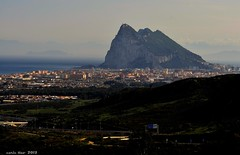 El Peñón (Enllasez - Enric LLaó) Tags: paisaje andalucia gibraltar paissatge 2015 peñón penyal