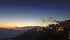 Up in the mountains (and641) Tags: sunset mountain landscape greece bluehour arachova thessaly atx116prodx tokina1116 nikond5100