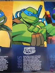 """Nickelodeon """"HISTORY OF TEENAGE MUTANT NINJA TURTLES"""" FEATURING LEONARDO -  'TMNT : FAST FORWARD'  LEONARDO i (( 2015 )) (tOkKa) Tags: nickelodeon tmnt teenagemutantninjaturtles historyofteenagemutantninjaturtlesfeaturingleonardo toys figures leonardo 2015 displaystand playmatestoys toysrus toysrusexclusive tmntfastforward paramountteenagemutantninjaturtles tmnt2014movie eastmanandlairdsteenagemutantninjaturtles comic toontmnt toonleo 1993 varnerstudios moviestartmnt ninjaturtlesthenextmutation 4kidstmnt tmnt2003 tmntmovie4 paramountsteenagemutantninjaturtles 2007 1992 1988 2006 2005 2014 2012 michaeldooney turtlemilkstudios davearshawsky imagesrctokkaterrible2zcom"""