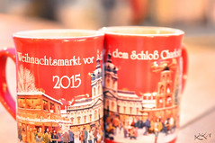 our new cups :) (Άννα.) Tags: christmas macro berlin germany glasses nikon wine market bokeh weihnachtsmarkt glühwein 40mm nikkor charlottenburg wein 2015 d5000 macrophorography