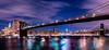 Christmassy NYC (^Baobab^) Tags: christmas nyc newyorkcity bridge brooklyn night canon manhattan sony empirestatebuilding alpha christmaseve nwn autofocus manhhattan ef1635f28lii bestcapturesaoi elitegalleryaoi a7rii ilce7rm2