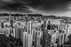 (Buxus Lan) Tags: thepeak hongkongbay