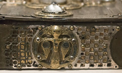 IMG_8551 (jaglazier) Tags: 103016 1030 1030ad 11thcentury 11thcenturyad 2016 8thcentury 8thcenturyad angels boxes catholic christian copper copyright2016jamesaglazier countytipperary donnchad dublin images ireland irish jewelry lorrha medieval museums nationalmuseum october religion reliquaries rituals shrineofthestowemissal shrines silver stowemissal tipperary art bibles chasing crafts engraved engraving gold idols inscriptions metalworking sculpture writing countydublin
