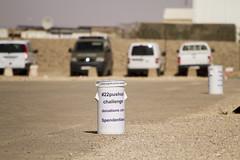 #22PushUpChallenge: 803 Soldaten aus 20 Nationen nahmen in Afghanistan an der 22 Push Up Challenge teil