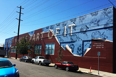 Forest For The Trees 2016 by Zach Yarrington & David J. Rice (wiredforlego) Tags: graffiti mural streetart urbanart portland oregon pdx zachyarrington davidrice ffttnw fftt publicart