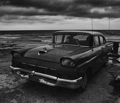 Cuba (* Daniel *) Tags: olympus olympusep1 markdaniel markdanielphotocom blackwhite bw blackandwhite cuba car cubacar silverefexpro