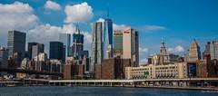 2016 - New York City - Lower Manhattan View