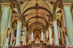 Warm Nave (fs999) Tags: 100iso fs999 fschneider aficionados zinzins pentaxist pentaxian pentax k1 pentaxk1 fullframe justpentax flickrlovers ashotadayorso topqualityimage topqualityimageonly artcafe pentaxart corel paintshop paintshoppro x9ultimate paintshopprox9ultimate glise church kirche basilique basilica basilika thierenbach jungholtz hautrhin alsace france soligorcdwideauto20mmf28 soligor soligor20 wide auto wideauto 20mm