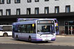 67760 SN62AUC First Midland Bluebird (busmanscotland) Tags: 67760 sn62auc first midland bluebird glasgow sn62 auc ad adl alexander dennis e30d e300 enviro 300