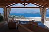 Villa above Agni (redladyofark) Tags: corfu agni albania mediterranean villa sea view