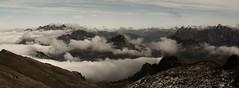 View from Rochers de Naye (oliko2) Tags: rochersdenaye mountain switzerland landscape panorama clouds mist haze autumn d7100