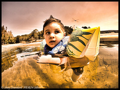 Lift Off (N8tiveHeart) Tags: goprohero4silver goproedits goprochildren goprowaterpictures goprophotos goprocamera goprodragonfly