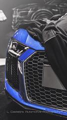 Audi R8 V10 Spyder (Lars Castelijns) Tags: audi r8 v10 spyder teaser udenhout quattro supercar cabrio