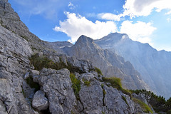 Triglav (2864 m), Triglavski narodni park, Slovenija / Triglav (2864 m), Triglav National Park, Slovenia (Hrvoje aek) Tags: triglavskinarodnipark triglavskinacionalnipark triglavnationalpark narodnipark nacionalnipark nationalpark priroda nature planina triglav dreikopf montetricorno mountain planine mountains hribi stijena rock stijene rocks litica cliff litice cliffs hill planinarenje hiking julijske alpejulian alpsjulische alpenalpi giuliealpealpsalpenalpitominkova pottominkova stazatominkov puttominek routestazaputroutepathtrailferatavia ferratapenjanjeclimbingdolina vratavrata valleyvrhsummitpeakpanoramapejzalandscapevidikpogledviewljetosummersjeverna triglavaseverna stena triglavanorth face triglavsjeverna stijenaseverna stenanorth slovenija slovenia slowenien d3300