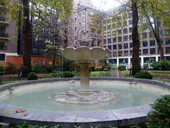 2016 cityofwestminster england fish fountain garden gayoutdoorclub goc gochertfordshire goclondonpublicart greaterlondon hertfordshiregoc kodakeasysharez981 london outdoor pool stjohnsgardens water westminster z981 kodak uk