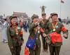 Tiananmen Square-0912 (kasiahalka (Kasia Halka)) Tags: 109acres 2016 beijing china citysquare gateofheavenlypeace greathallofthepeople mausoleumofmaozedong monumenttothepeoplesheroes nationalmuseumofchina tiananmensquare