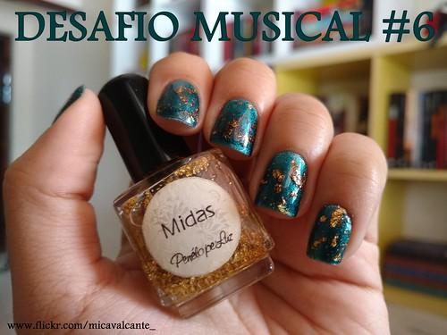 Desafio Musical 6 - Cuida Bem Dela - Penélope Luz, Midas