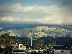 """""""Diablo Valley Commute"""" Commuters return to the suburban glory of Mt. Diablo, half shrouded in the late afternoon sun, after their grueling ordeal into and out of San Francisco, California. Transportation Mountain Sky Mode Of Transport Car Travel Cloud - (bradhodges09) Tags: transportation mountain sky modeoftransport car travel cloudsky northerncalifornia commute commuting sanfranciscobayarea highways driving traffic"""