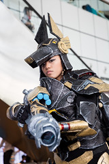 2I7A2087-2 (F4Photography) Tags: cosplay cosplayer afasg16 animefestivalasia canon 5dm3 magbeam overwatch pharah anubis rocketlauncher