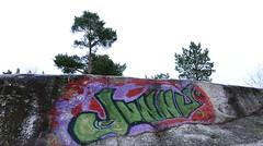 Junnu (neppanen) Tags: sampen discounterintelligence helsinginkilometritehdas helsinki finland suomi piv87 reitti87 pivno87 reittino87 junnu graffiti