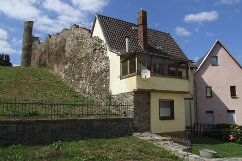 Town wall, 11.08.2012.