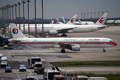 China Eastern Airlines B-6330 (Howard_Pulling) Tags: shanghai pudong airport pvg china chinese aircraft howardpulling