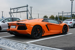 Lamborghini Aventador Roadster LP700-4 (aguswiss1) Tags: lamborghiniavantedorroadsterlp7004 lamborghini roadster lp7004 supercar sportscar fastcar racer cruiser dreamcar orangecar aventador