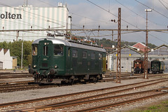 SBB Re 4/4 I 10001 (daveymills31294) Tags: sbb re 44 i 10001 historic baureihe bahnwerk olten