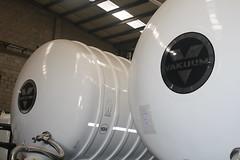 Vakuum - Cisternas criogénicas