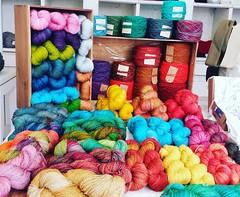 Dyed by Alfinete (TricotdasCinco) Tags: tricotdascinco tricotfriends yarnshop lojadels lisboa lisbon