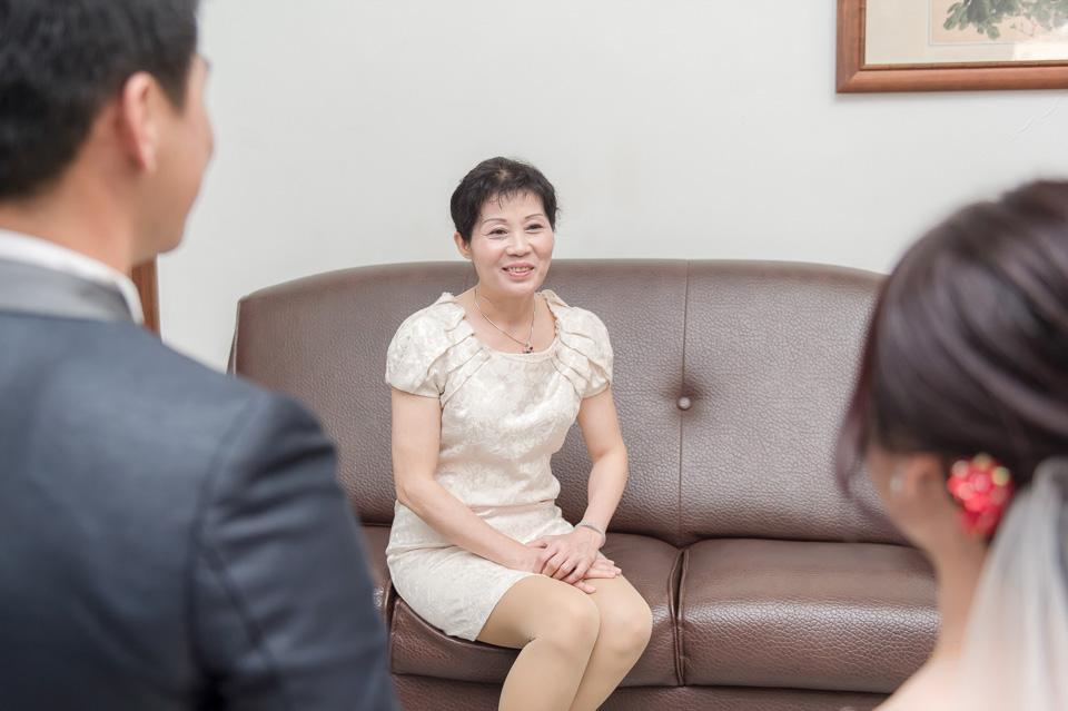 台南婚攝 婚禮紀錄 情定婚宴城堡 C & M 056