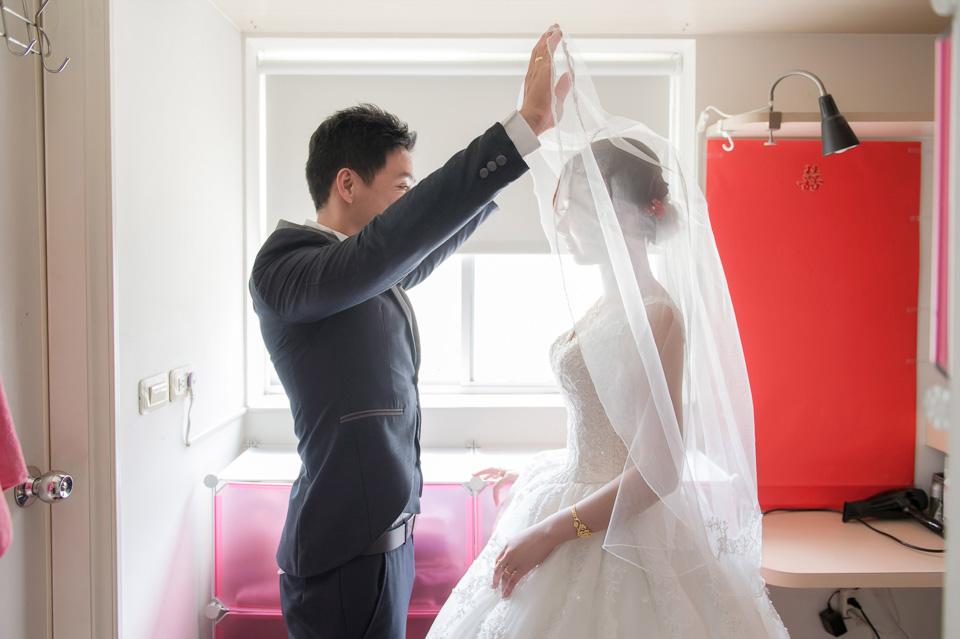 台南婚攝 婚禮紀錄 情定婚宴城堡 C & M 076