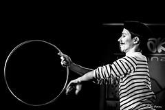The prestige (joe petruz) Tags: prestige bw black white blackwhite monochrome noir magic theatre people street art