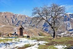 Medieval chapel in village Gomk... Vayots Dzor, Armenia. (daniel2085) Tags: gomk vayots dzor armenia chapel church khachkar