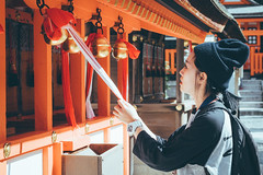Fushimi  Kyoto () Tags:  japan olympus penf panasonic dg 425mm f12 fushimi  kyoto   kansai     temple
