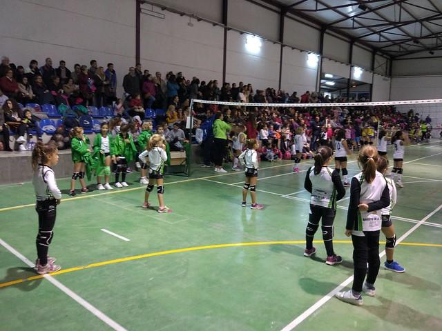 2016 12 02 Convivencia Benjamín Alevín en Brozas