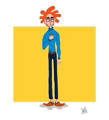 HeadRed (Robson Morales) Tags: ilustrao design fanart draw artwork inspirao inspiration artista artist digitalart digital color pencil lpis arte desenho
