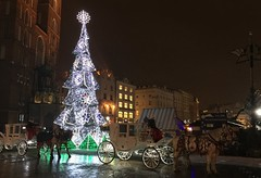 Christmastree In Krakow (Knut Fonn) Tags: julemarked chrismasmarket vacation krakow
