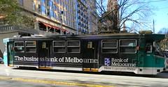 A288-Bank of Melb (damo2016 photos) Tags: a288 aclass melbournetrams yarratrams ptv collinsst 2014