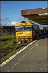 Freight train passing through Menindee-1= (Sheba_Also 11,000,000 + Views) Tags: train passing through freight menindee