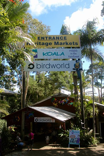 Kuranda Heritage Market