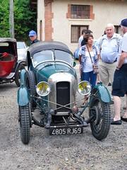Amilcar CGS(?) (France, 1923 - 1929) (Cletus Awreetus) Tags: france car vintage automobile unknown amilcar voituredecollection voitureancienne