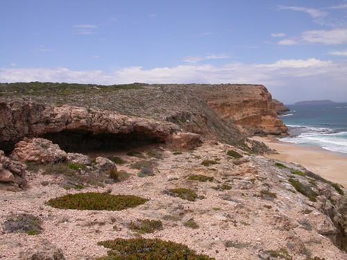 DSCN5006 cove nr wreck of the Ethel, Innes National Park, South Australia