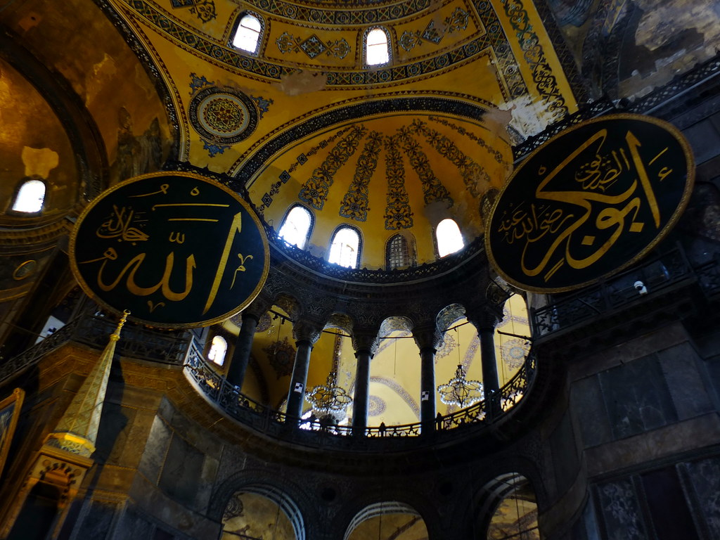 Hagia sophia research paper