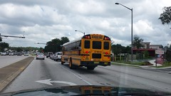 Alachua District Schools #1407 (abear320) Tags: school bus florida district gainesville international schools fe alachua amtran